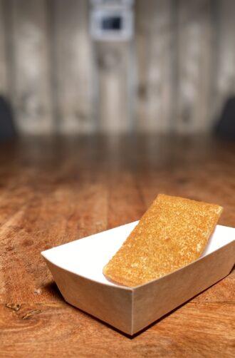 Snackbar Friettent Friet Menu Eten Terras Zeeland Snack Kaassouflé