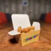 De Schuur van Poortvliet Snackbar Friettent Friet Menu Eten Terras Zeeland Kipnuggets Kip Snack Kinderen Kindermenu