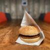Snackbar Friettent Friet Menu Eten Terras Zeeland Snack Bicky Burger Original Normaal