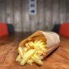 Snackbar Friettent Friet Menu Eten Terras Zeeland Snack Kleine Familiezak Klein Gezinszak