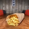 Snackbar Friettent Friet Menu Eten Terras Zeeland Snack Middel Familiezak Gezinszak