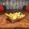 Snackbar Friettent Friet Menu Eten Terras Zeeland Snack Kleine Friet Klein