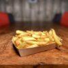 Snackbar Friettent Friet Menu Eten Terras Zeeland Snack Middel Friet